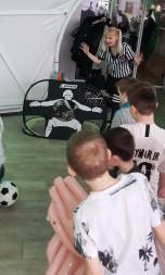 Fussball Party