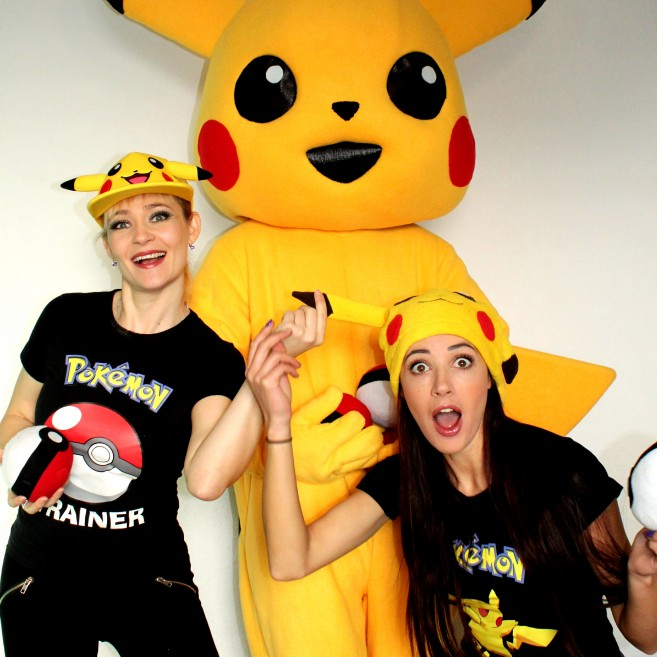 Pika Party