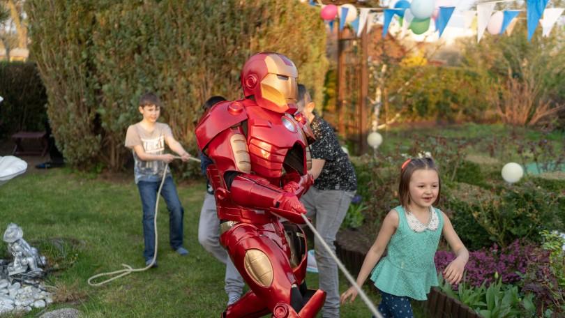 Iron Robot