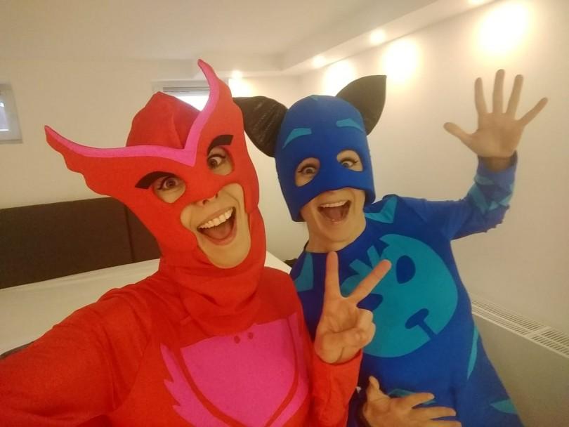 Maskierte Helden