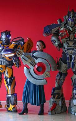 Transformers Show