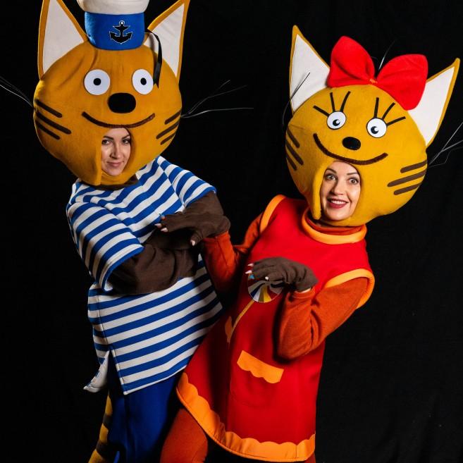 3 Katzchen