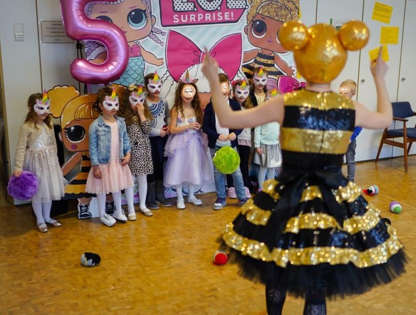 Puppen Party